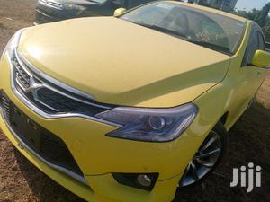Toyota Mark X 2014 Yellow | Cars for sale in Mombasa, Tudor
