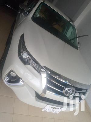 Toyota Fortuner 2015 White   Cars for sale in Mombasa, Tudor