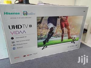 50A7100F Hisense 50 Inch 4K UHD Frameless Smart LED TV   TV & DVD Equipment for sale in Nairobi, Nairobi Central