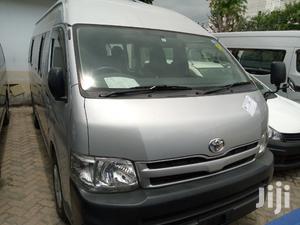 Toyota HiAce 2014 Silver | Buses & Microbuses for sale in Mombasa, Ganjoni