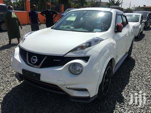 Nissan Juke 2013 SV White   Cars for sale in Nairobi, Kilimani