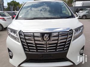 Toyota Alphard 2015 White | Cars for sale in Mombasa, Ganjoni