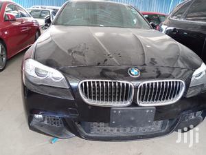 BMW 524d 2013 Black | Cars for sale in Mombasa, Ganjoni