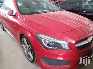 Mercedes-Benz CLA-Class 2014 Red | Cars for sale in Mombasa, Ganjoni
