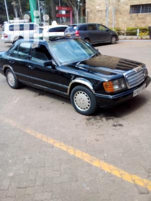 Mercedes-Benz 200E 1990 Black | Cars for sale in Nairobi, Kilimani