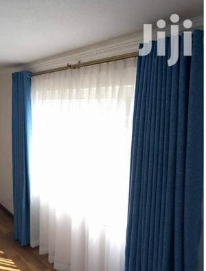 Blackout Dark Blue Curtains | Home Accessories for sale in Nairobi, Nairobi Central