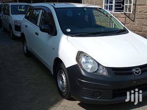 Mazda Familia 2013 White   Cars for sale in Nairobi, Kilimani