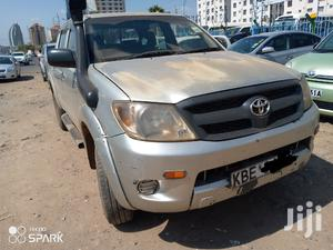 Toyota Hilux 2005 2.5 Cab Silver | Cars for sale in Nairobi, Kilimani
