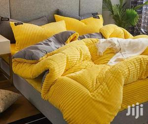 Warm Cotton Duvets With a Matching Bedsheets 2 Pillows Cases | Home Accessories for sale in Nairobi, Kariobangi