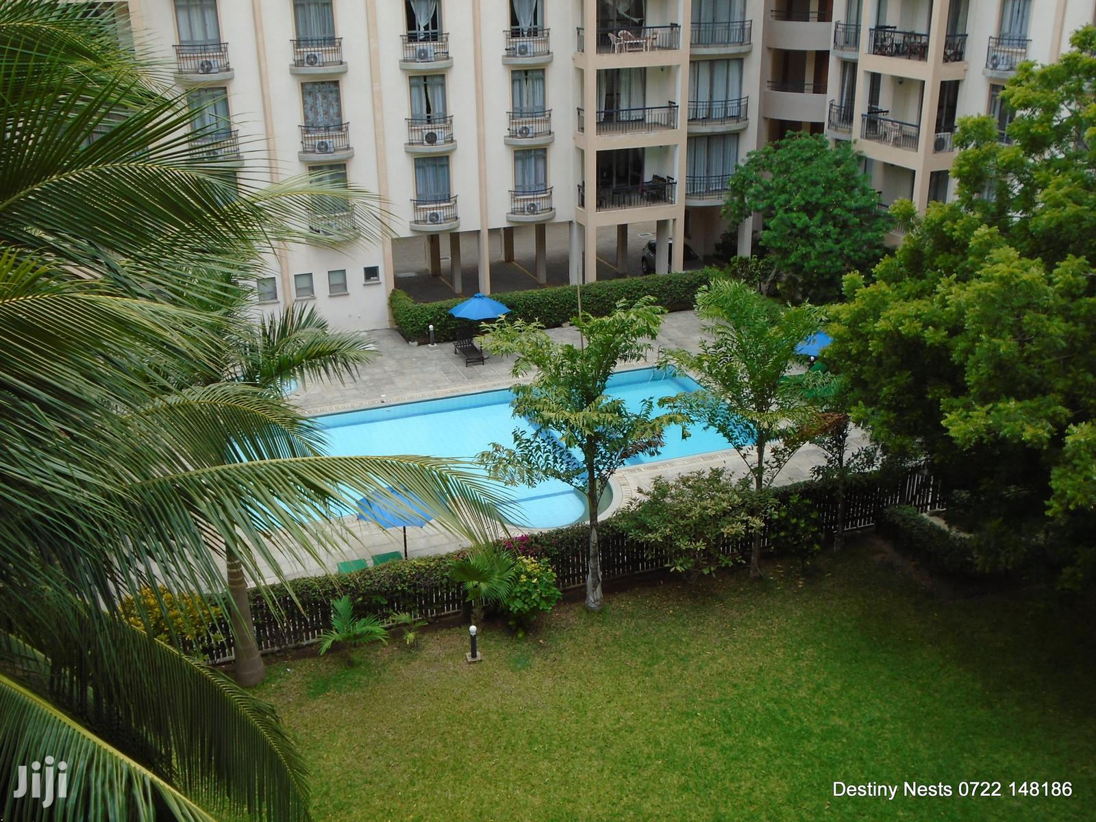 2 Bedroom Sea View Furnished Apartment