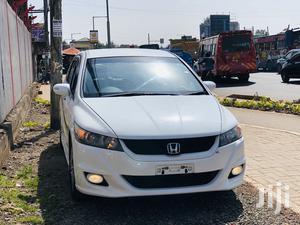 Honda Stream 2013 White   Cars for sale in Nairobi, Kilimani