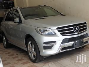 Mercedes-Benz M Class 2013 ML 350 BlueTEC 4Matic Silver   Cars for sale in Mombasa, Mombasa CBD