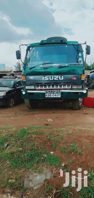 Isuzu Giga Tipper 2003 Green   Trucks & Trailers for sale in Uasin Gishu, Eldoret CBD
