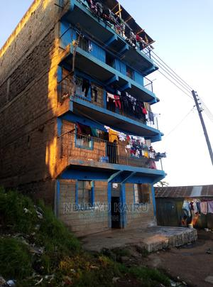 Building With 45 Rental Rooms   Commercial Property For Sale for sale in Nairobi, Mathare North