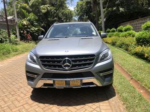 Mercedes-Benz M Class 2014 Gray | Cars for sale in Nairobi, Runda