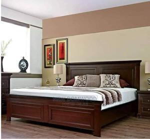 King Size Bed | Furniture for sale in Nairobi, Donholm