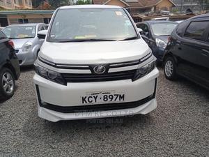Toyota Voxy 2015 White | Cars for sale in Nairobi, Kilimani