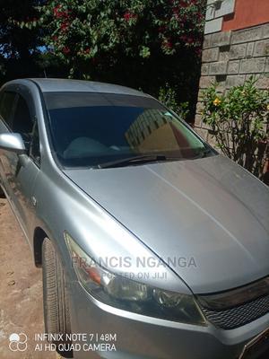 Honda Stream 2009 1.7i ES Silver   Cars for sale in Nairobi, Nairobi Central