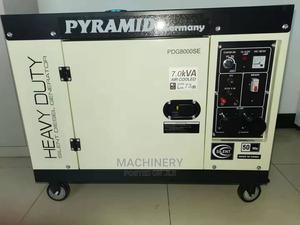 7kva Pyramid Automatic Power Generator   Electrical Equipment for sale in Nairobi, Westlands