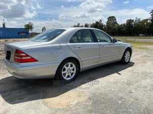 Mercedes-Benz S Class 2000 Gray | Cars for sale in Nairobi, Kilimani
