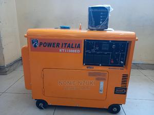 10kva Silent Diesel Generator Power Italia   Electrical Equipment for sale in Nairobi, Industrial Area Nairobi