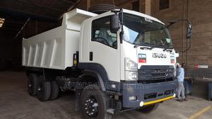 ISUZU FVZ 34N Tipper 2020 White   Trucks & Trailers for sale in Nairobi, Industrial Area Nairobi