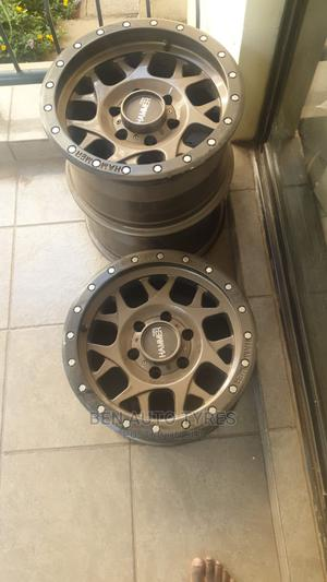 Sport Rims for Nissan Size 18 | Vehicle Parts & Accessories for sale in Nairobi, Nairobi West