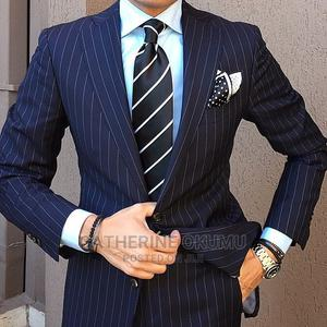 Mens Stripped and Official Suits | Clothing for sale in Nairobi, Kilimani