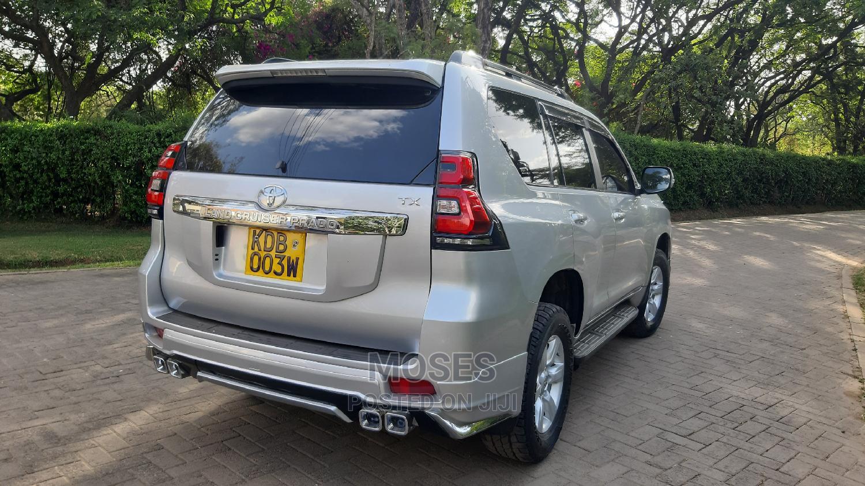 Toyota Land Cruiser Prado 2015 Silver | Cars for sale in Woodley/Kenyatta Golf Course, Nairobi, Kenya