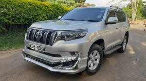 Toyota Land Cruiser Prado 2015 Silver | Cars for sale in Nairobi, Woodley/Kenyatta Golf Course