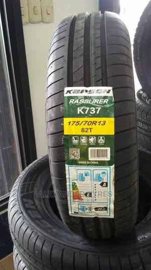 175/70 R13 Kapsen Tyre Made in China Nylon | Vehicle Parts & Accessories for sale in Nairobi, Nairobi Central