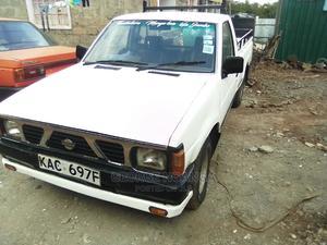 Nissan Pick-Up 1992 White   Cars for sale in Nairobi, Nairobi South