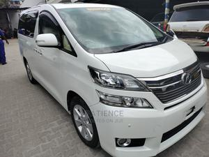 Toyota Vellfire 2013 White | Cars for sale in Mombasa, Ganjoni