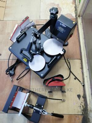 8 Individual Heating Add-Ons T-Shirt Printer   Printing Equipment for sale in Nairobi, Nairobi Central