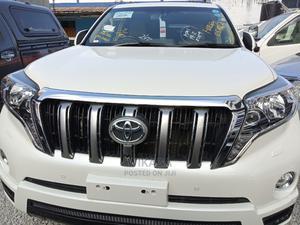 Toyota Land Cruiser Prado 2016 White | Cars for sale in Mombasa, Ganjoni