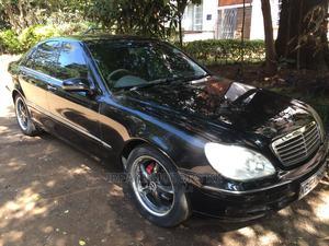 Mercedes-Benz S Class 2002 Black | Cars for sale in Nairobi, Kilimani