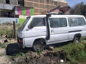 Nissan Caravan 1997 White Quick Sale! | Buses & Microbuses for sale in Nairobi, Utawala