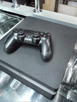 Playstation 4 Slim (Used) | Video Game Consoles for sale in Nairobi, Nairobi Central