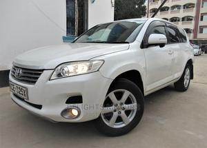 Toyota Vanguard 2009 White | Cars for sale in Mombasa, Tudor