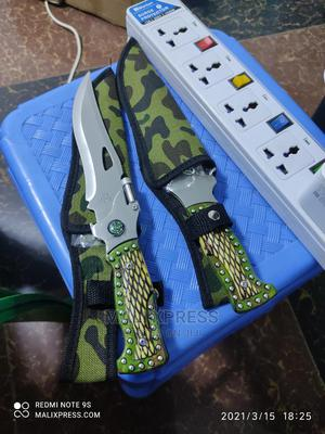 Tactical Camping Knife With LED Light   Camping Gear for sale in Nairobi, Nairobi Central