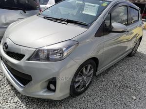 Toyota Vitz 2013 Silver   Cars for sale in Mombasa, Mombasa CBD