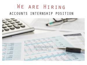 Accounts Internship Position   Accounting & Finance Jobs for sale in Nairobi, Nairobi Central