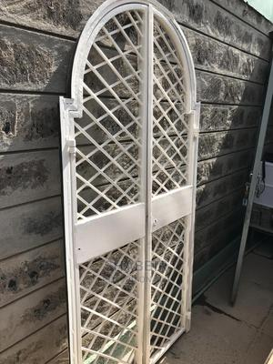 Grill / Metal Double Door / Gate - With Full Frame   Doors for sale in Nairobi, South C