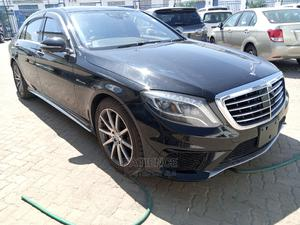 Mercedes-Benz S Class 2014 Black | Cars for sale in Mombasa, Ganjoni