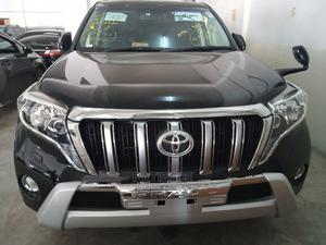 Toyota Land Cruiser Prado 2015 Black | Cars for sale in Mombasa, Ganjoni