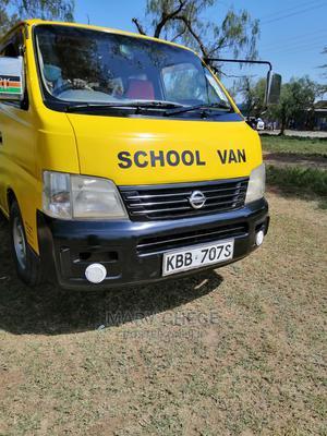 Nissan Caravan 2009 Yellow for Sale | Buses & Microbuses for sale in Nairobi, Nairobi Central