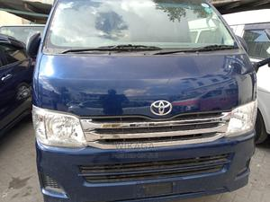 Toyota Hiace Van 2014 Blue | Buses & Microbuses for sale in Mombasa, Ganjoni