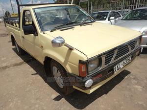 Nissan Sahara Pickup 1993 Yellow For Sale | Buses & Microbuses for sale in Nairobi, Umoja