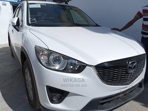 Mazda CX-5 2014 White | Cars for sale in Mombasa, Ganjoni
