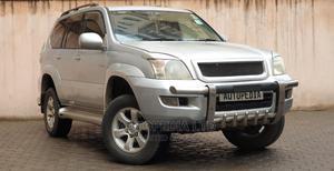 Toyota Land Cruiser Prado 2004 Silver | Cars for sale in Nairobi, Kilimani